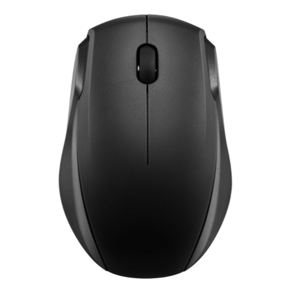 Insignia Wireless Optical Mouse – Black