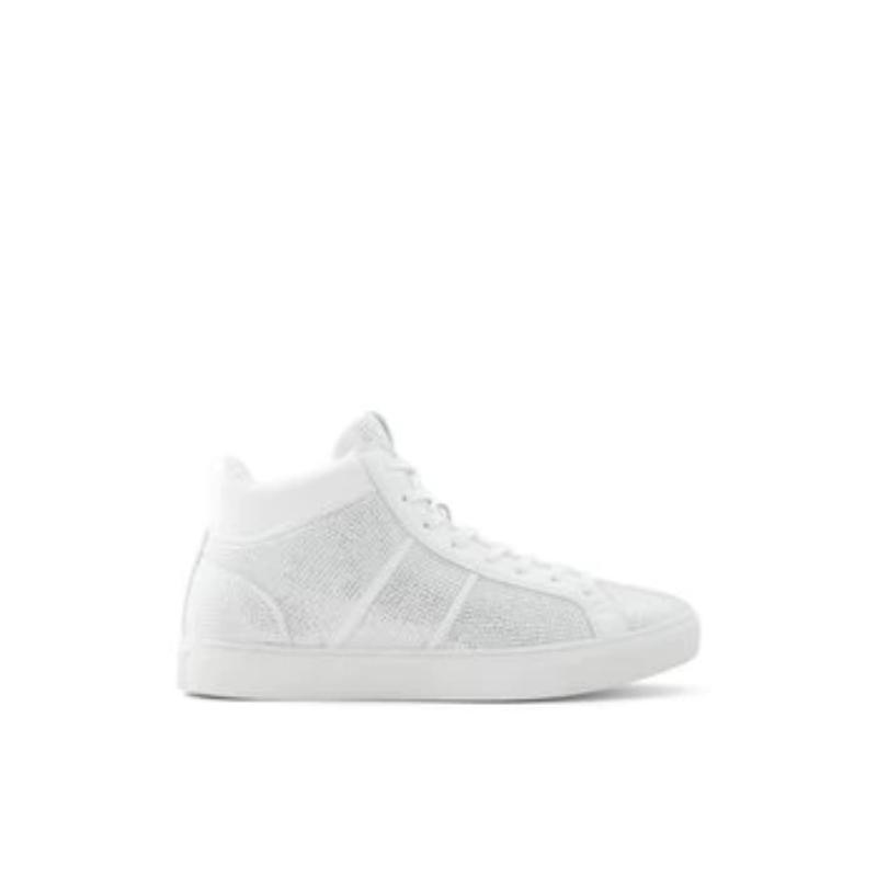 Balawen – Men's Sneakers High Top – White, Size 7 – Aldo