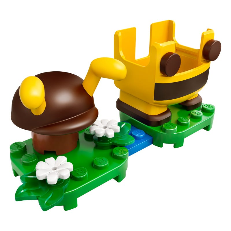 Bee Mario Power-Up Pack – LEGO Brand Retail, Inc.