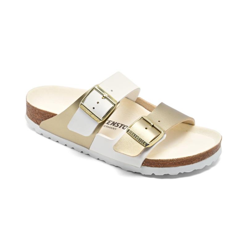 Birkenstock Women's Arizona Birko-Flor Split Sandals from Finish Line – Macy's Canada