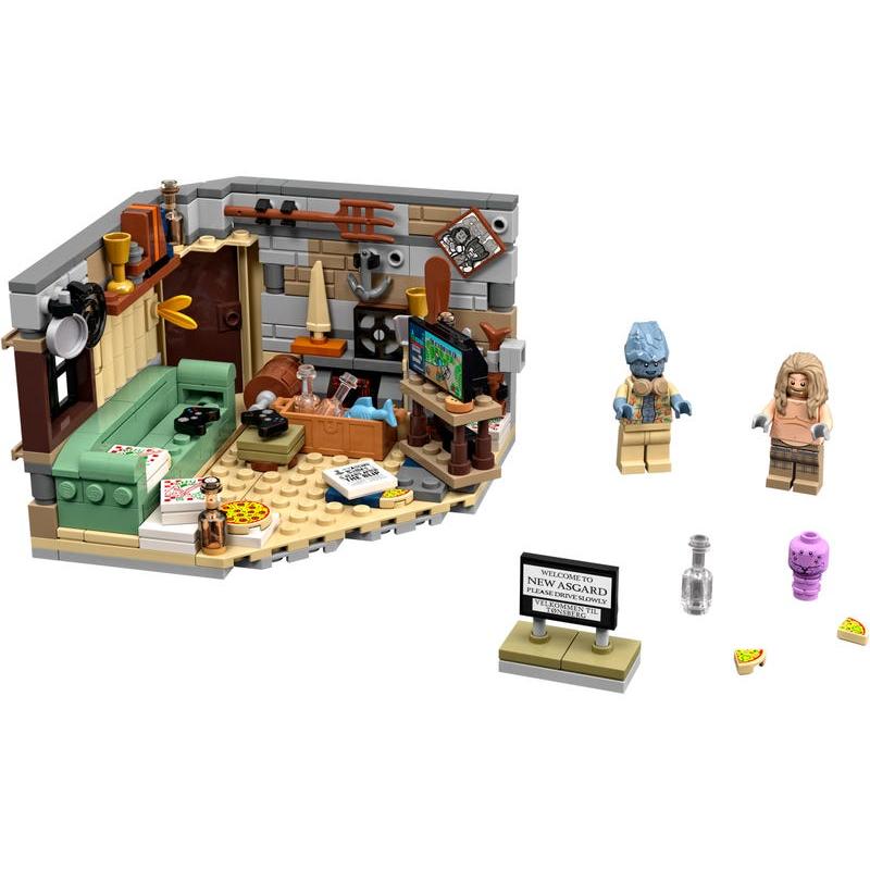 Bro Thor s New Asgard – LEGO Brand Retail, Inc.