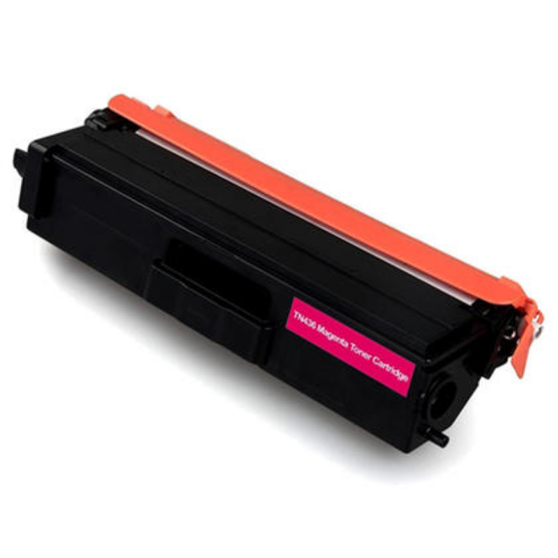 Brother TN436M Compatible Magenta Toner Cartridge Extra High Yield – Economical Box – 123Ink.ca