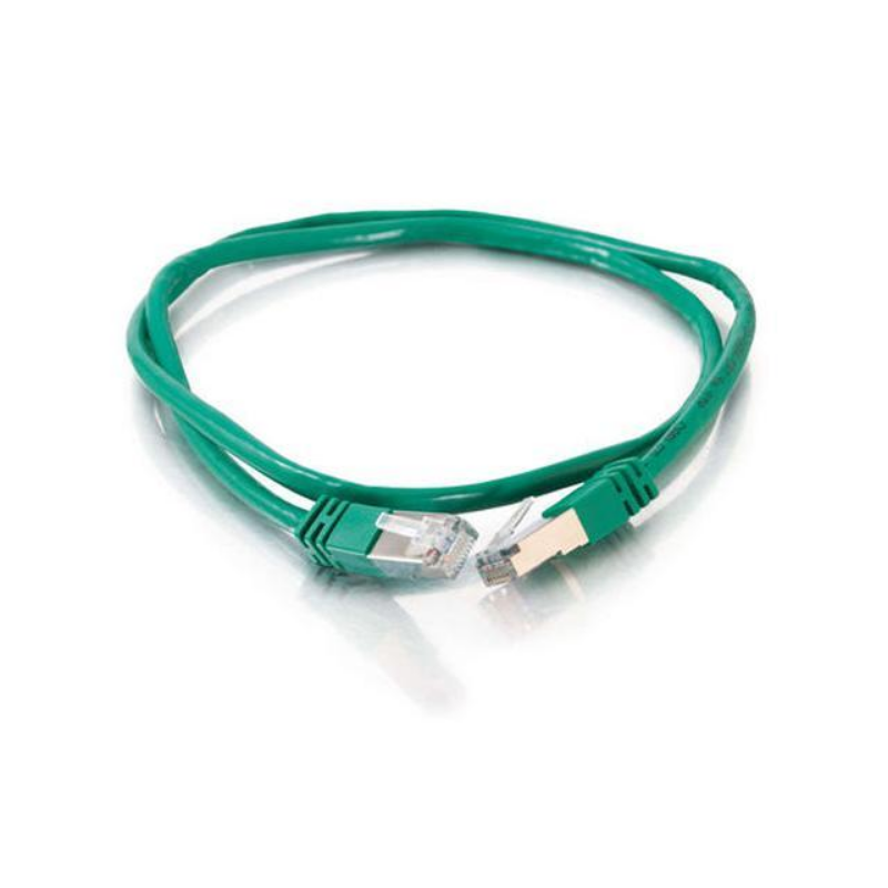 C2G 27264 Cat5e Cable – Snagless Shielded Ethernet Network Patch Cable, Green (14 Feet, 4.26 Meters) – Newegg Canada