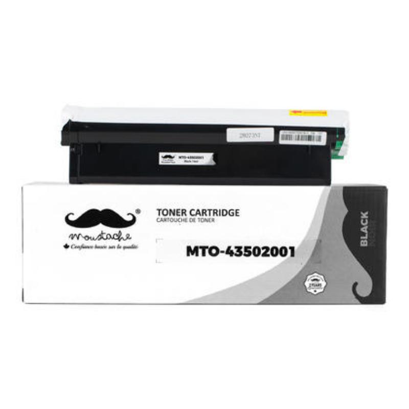 Compatible Okidata B4600N Toner Okidata 43502001 Type 9 Black High Yield – 123Ink.ca