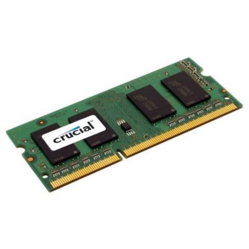 Crucial 8GB 204-Pin DDR3 SO-DIMM DDR3L 1600 (PC3L 12800) Laptop Memory Model CT102464BF160B – Newegg Canada