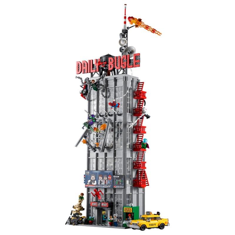 Daily Bugle – LEGO Brand Retail, Inc.
