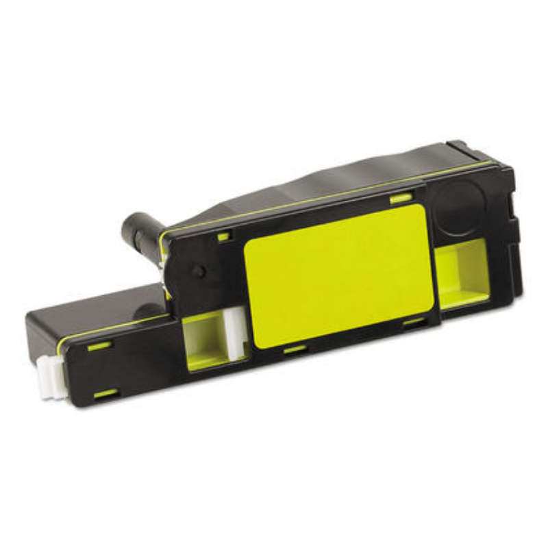 Dell 331-0779 DG1TR Compatible Yellow Toner Cartridge High Yield – Economical Box – 123Ink.ca