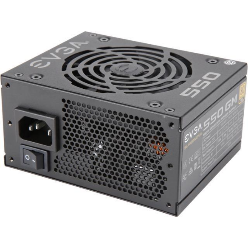 EVGA SuperNOVA 550 GM, 80 Plus Gold 550W, Fully Modular, ECO Mode with DBB Fan, Includes Power ON Self Tester, SFX Form Factor, Power Supply – Newegg Canada