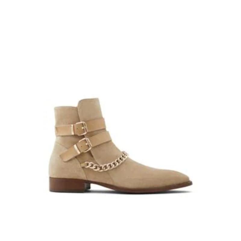 Eolophus – Men's Boots Casual – Beige, Size 13 – Aldo
