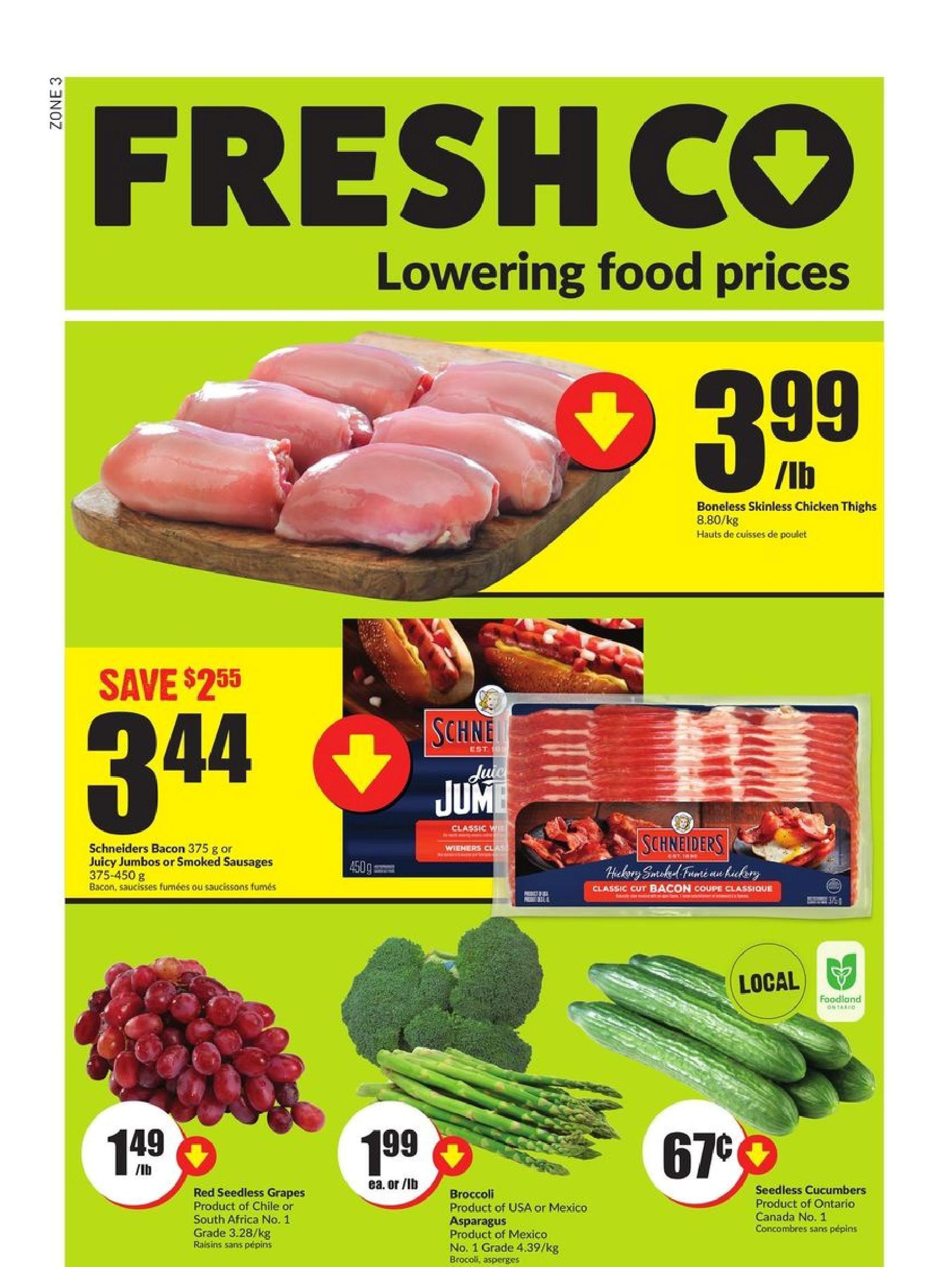Fresh Co Flyer Apr 8