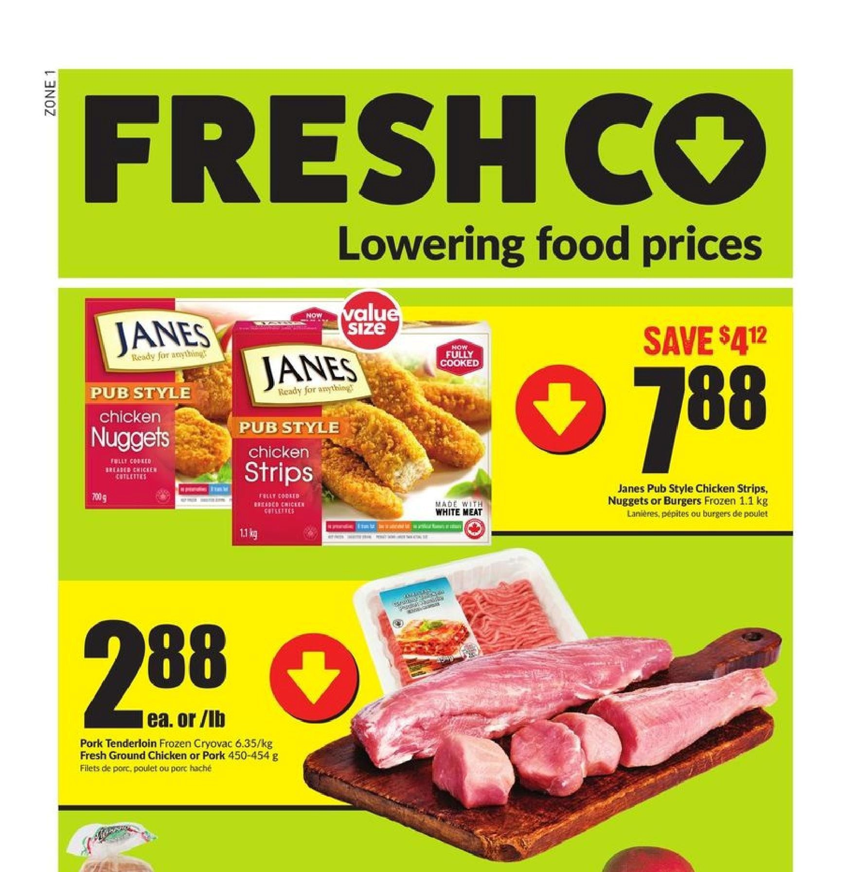 Fresh Co Flyer Apr 15