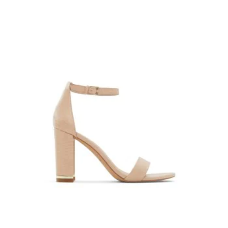 Frilajan – Women's Sandals Heeled – Beige, Size 8.5 – Aldo