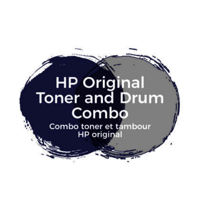HP 30A CF230A HP 32A CF232A Toner Cartridge and Drum Combo – 123ink.ca