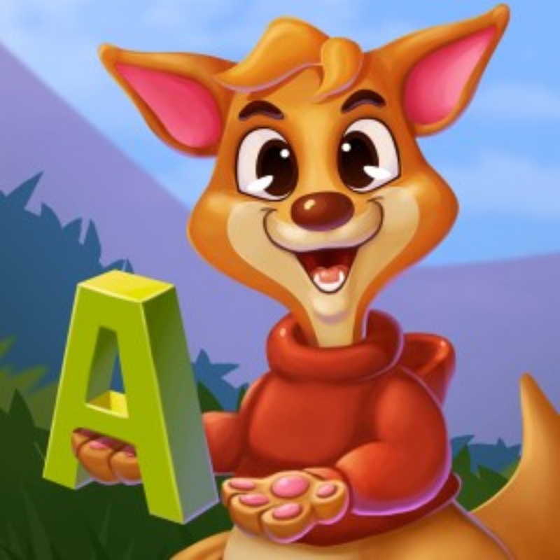 Hangaroo Word Guess – ABC Alphabet Riddles: word game for toddlers to connect letters with kangaroo – Microsoft Canada