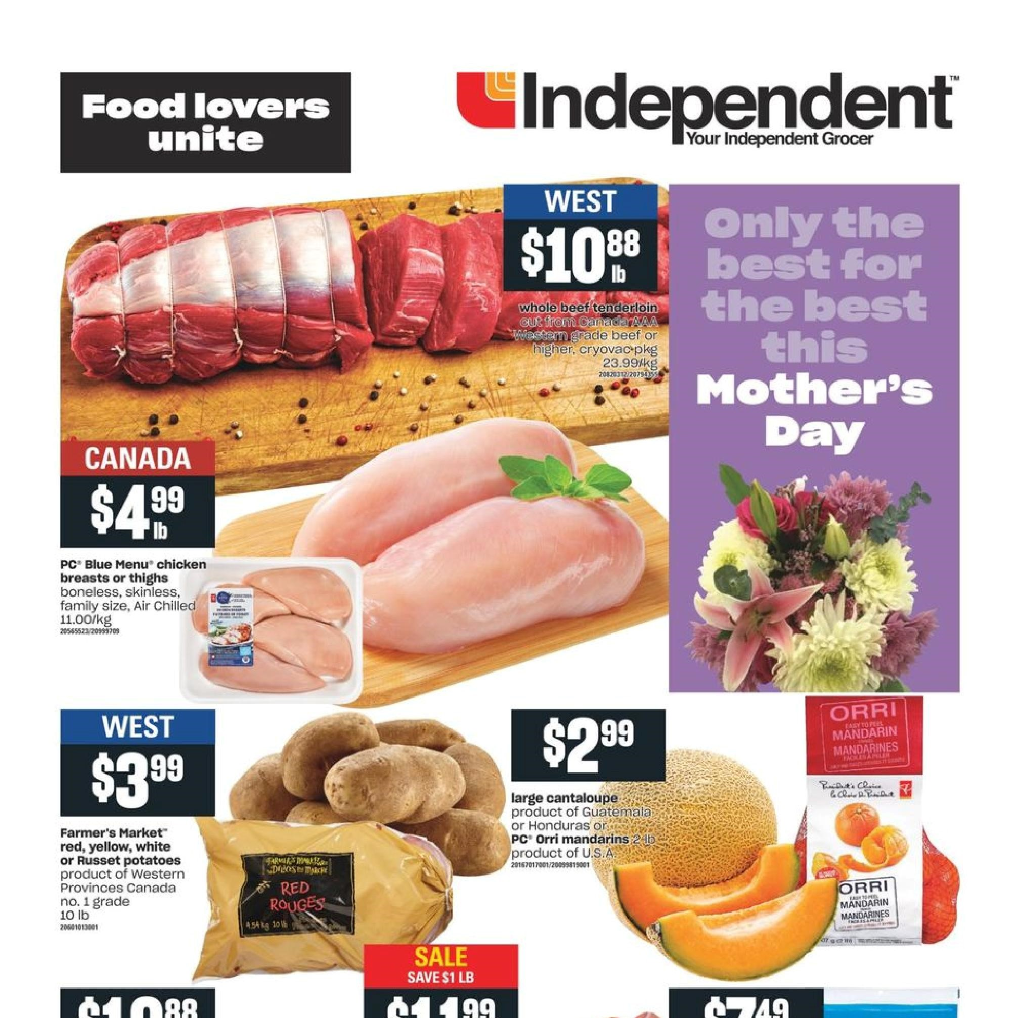 Independent Flyer May 6