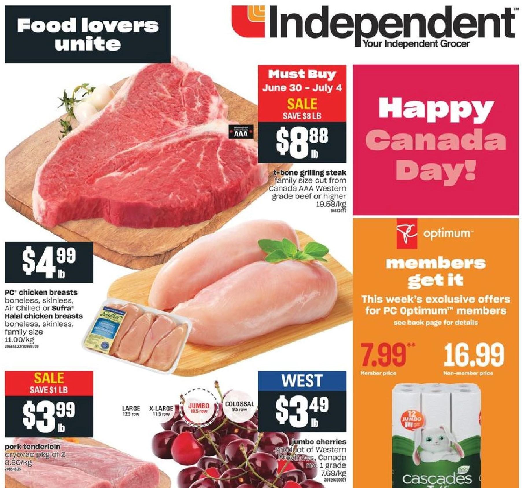Independent BC Flyer | Jun 30