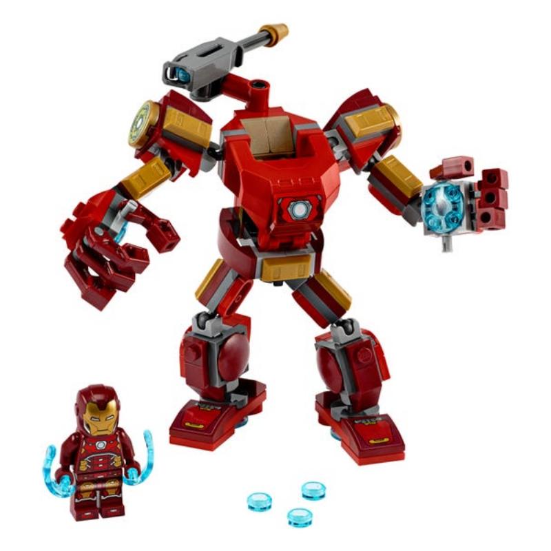 Iron Man Mech – LEGO Brand Retail, Inc.