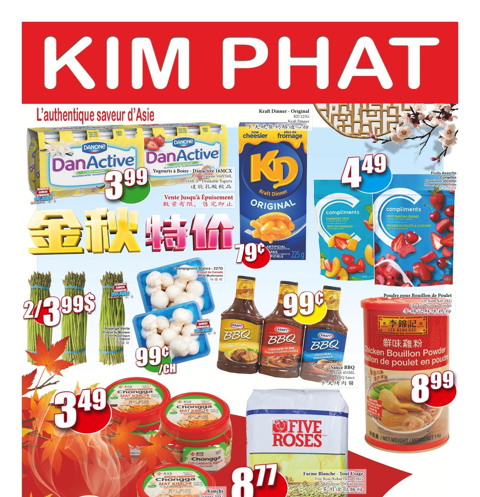 Kim Phat Flyer | Oct 21