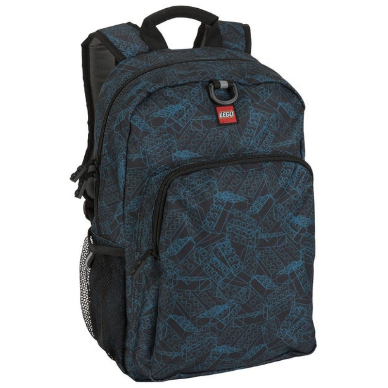 LEGO Blue Print Heritage Classic Backpack – LEGO Brand Retail, Inc.