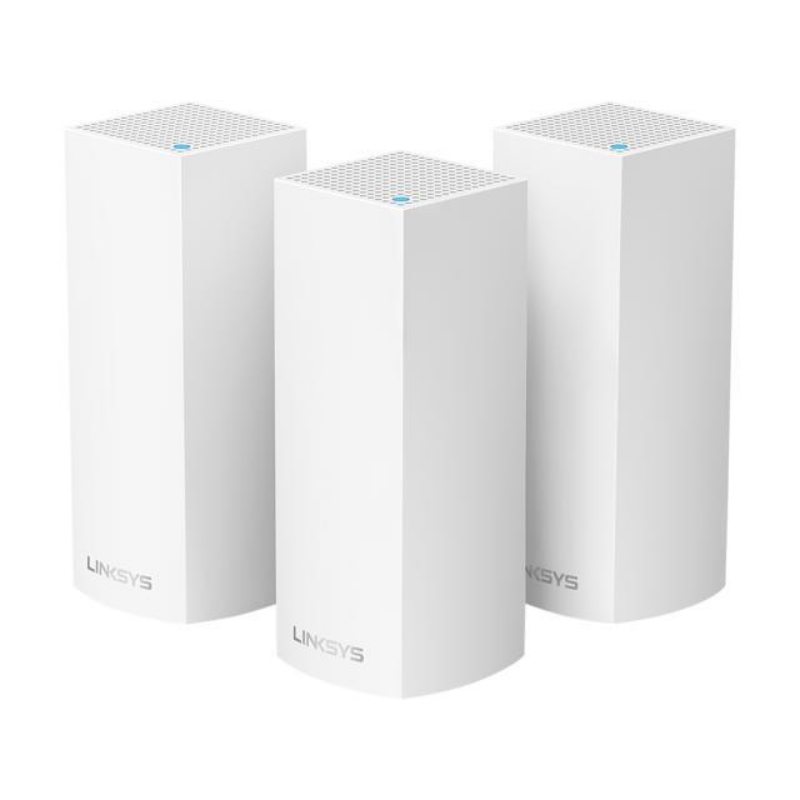 Linksys Velop Tri-band Whole Home Wi-Fi Mesh System, 3-Pack (Coverage Up to 6000 sq. ft.), Works with Amazon Alexa – Newegg Canada