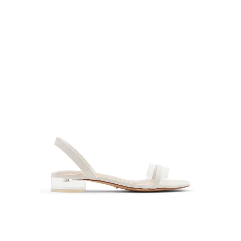 Macyflex – Women's Sandals Flats – White, Size 8 – Aldo