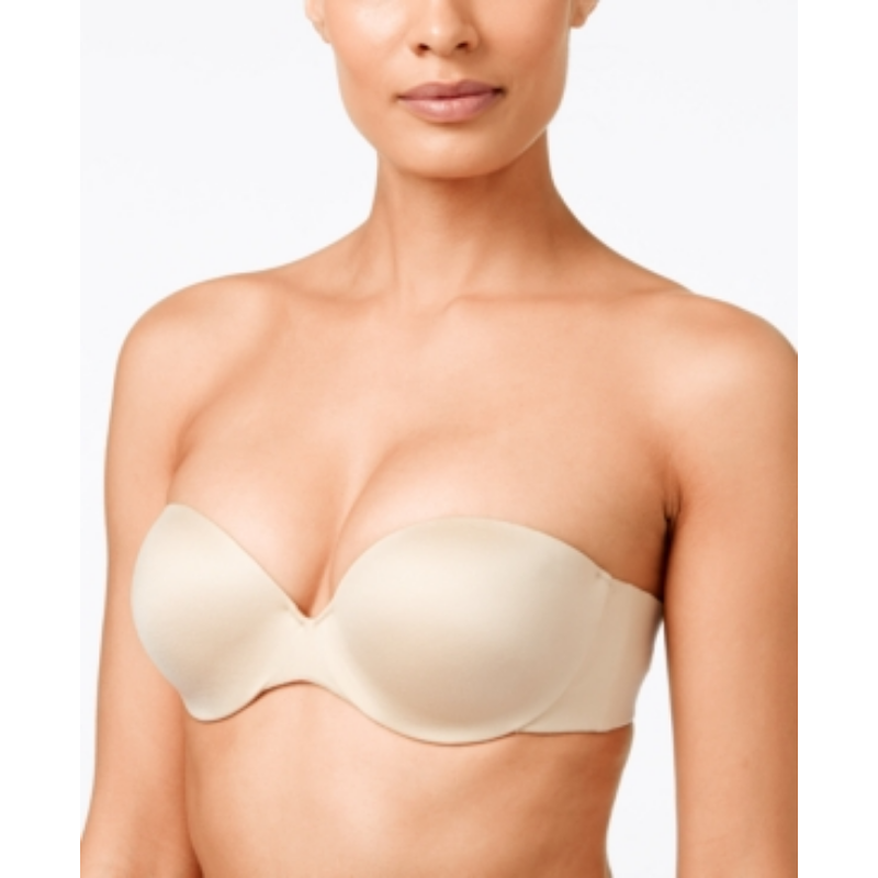 Maidenform Strapless Shaping with Lift Underwire Bra 9417 – Macy's Canada