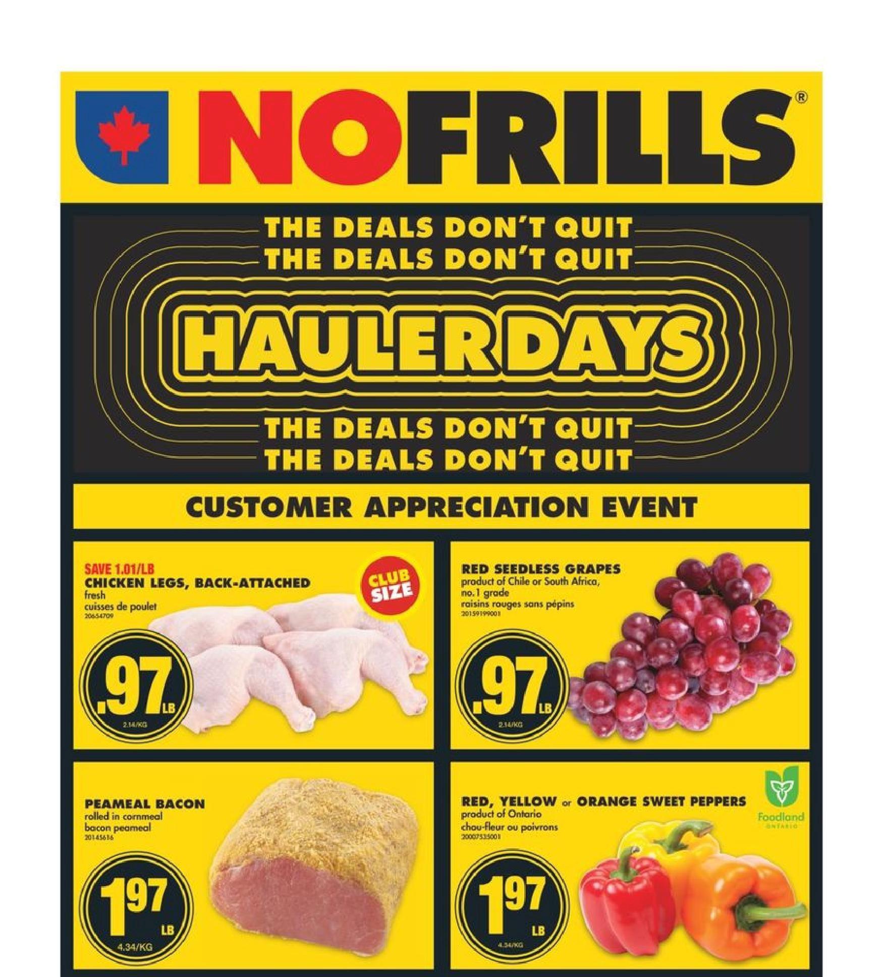 No Frills Flyer Apr 22