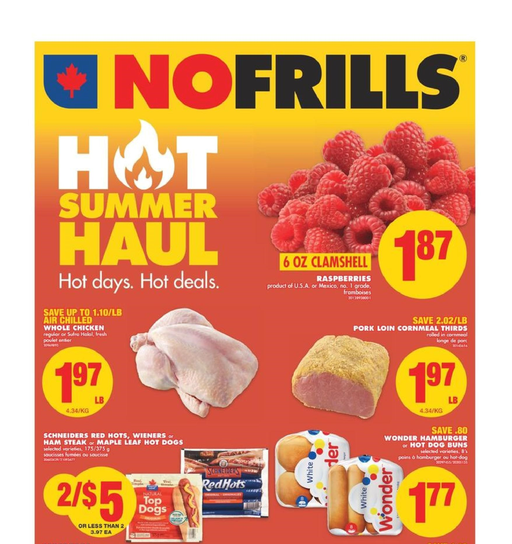 No Frills ON Flyer May 27