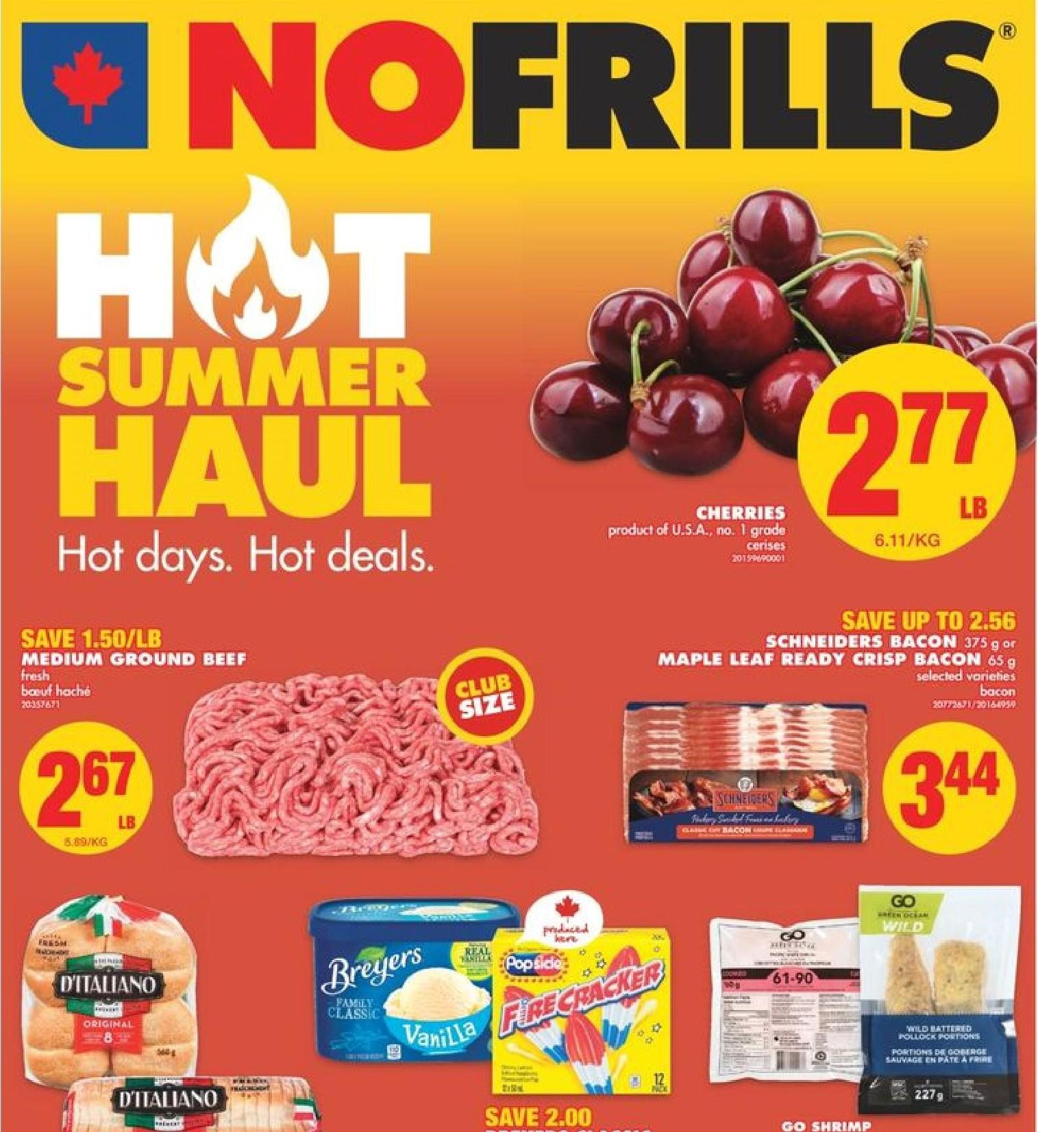 No Frills ON Flyer Jun 3