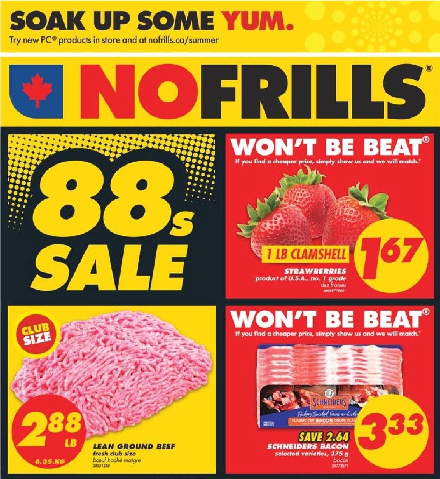 No Frills ON Flyer | Jun 24