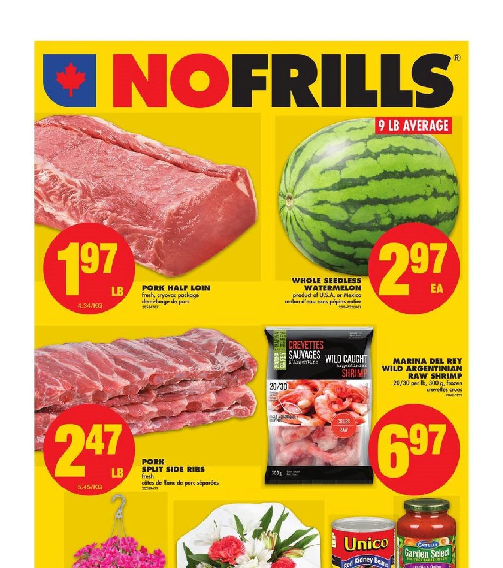 No Frills Flyer May 6