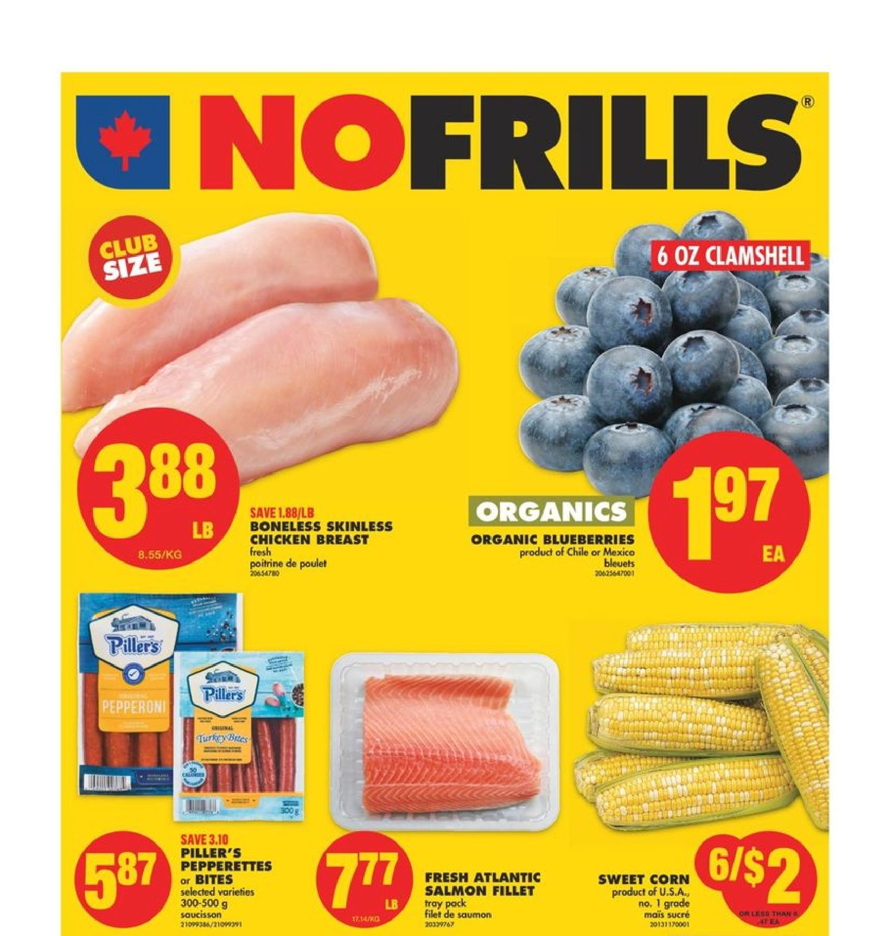 No Frills Flyer May 13