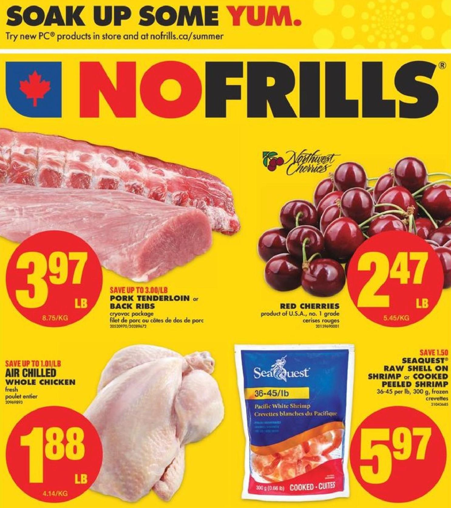 No Frills ON Flyer Jun 17