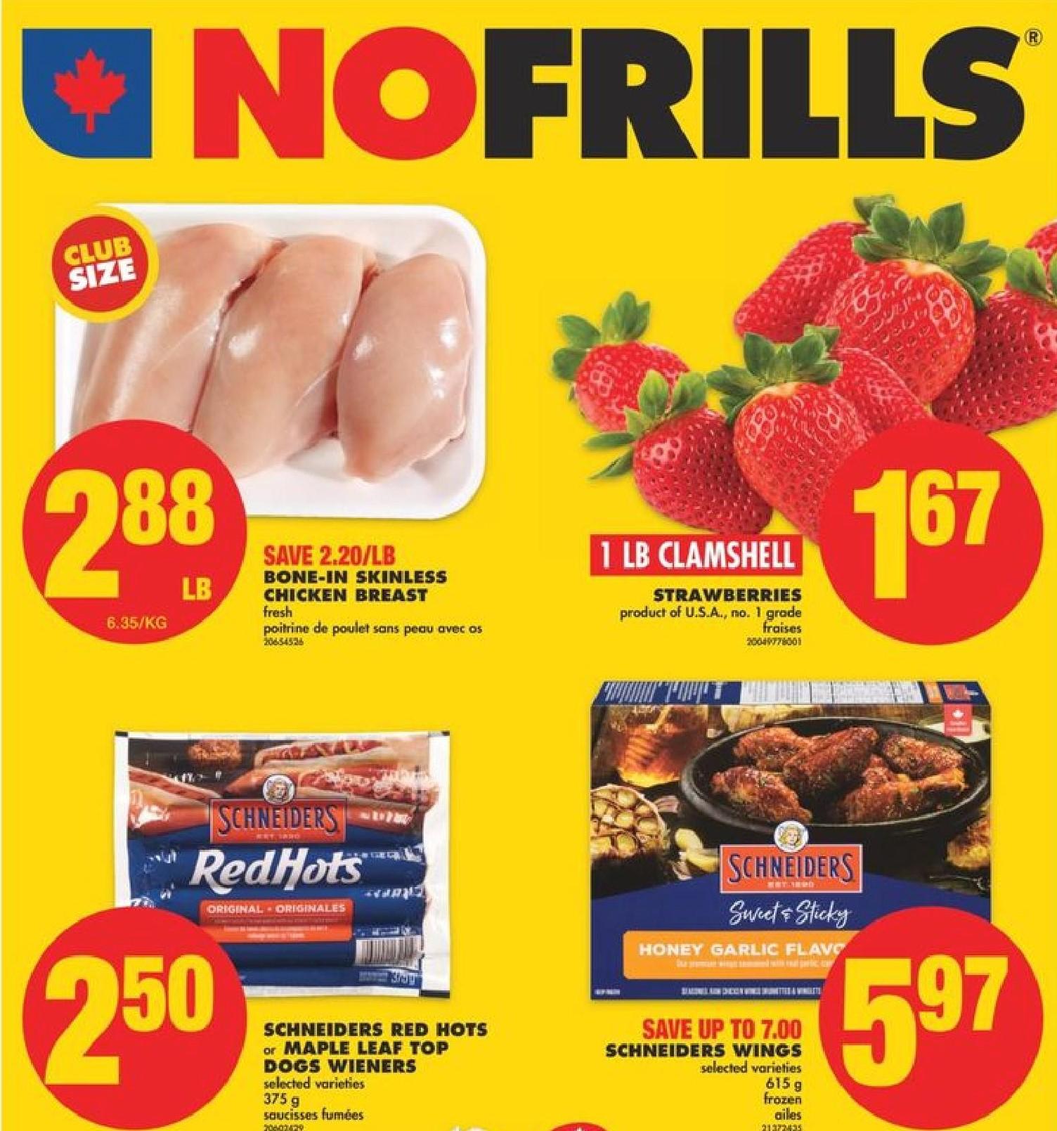 No Frills ON Flyer | Jul 15
