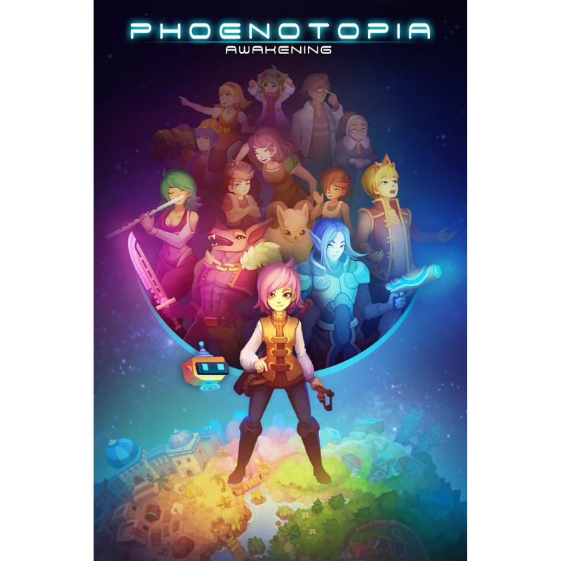 Phoenotopia: Awakening – Microsoft Canada