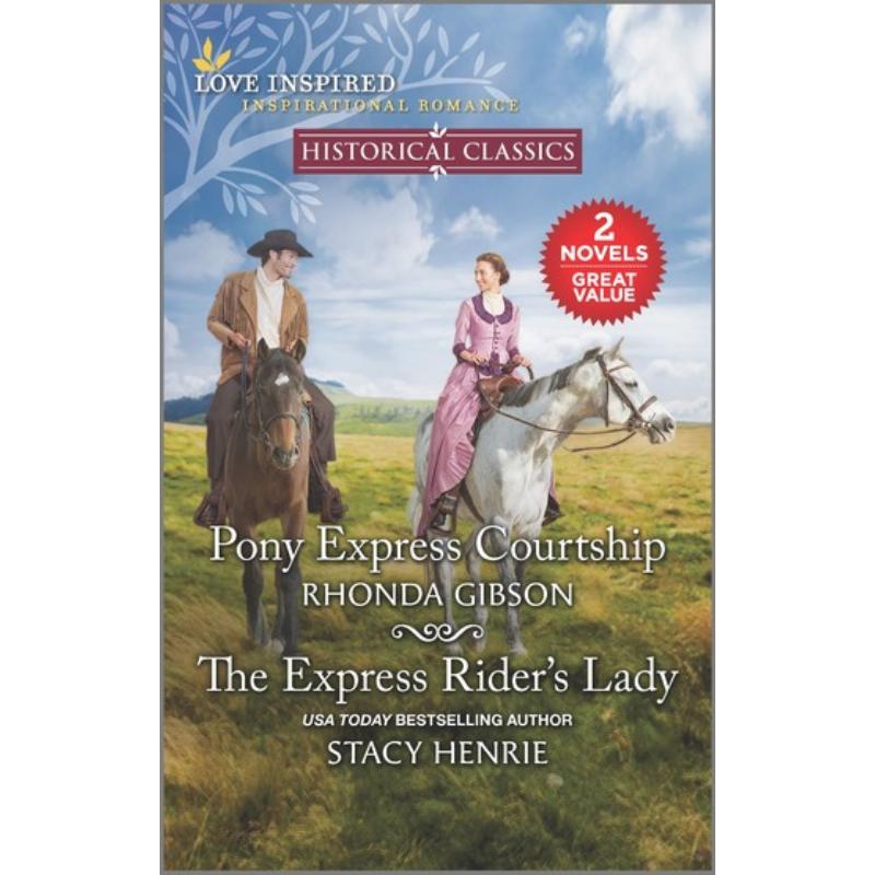 Pony Express Courtship and The Express Rider's Lady – Rakuten Kobo Canada