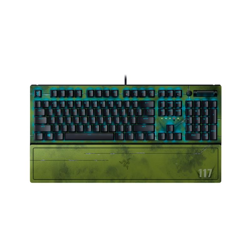 Razer BlackWidow V3 Mechanical Gaming Keyboard – HALO Infinite Edition – Microsoft Canada