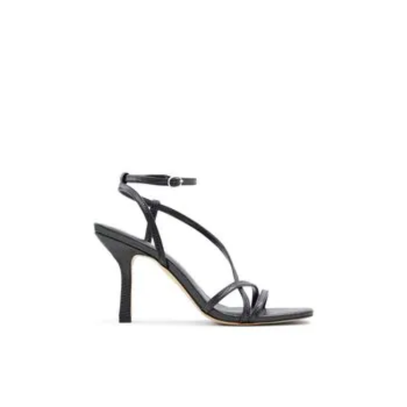 Rendalith – Women's Sandals Heeled – Black, Size 8 – Aldo