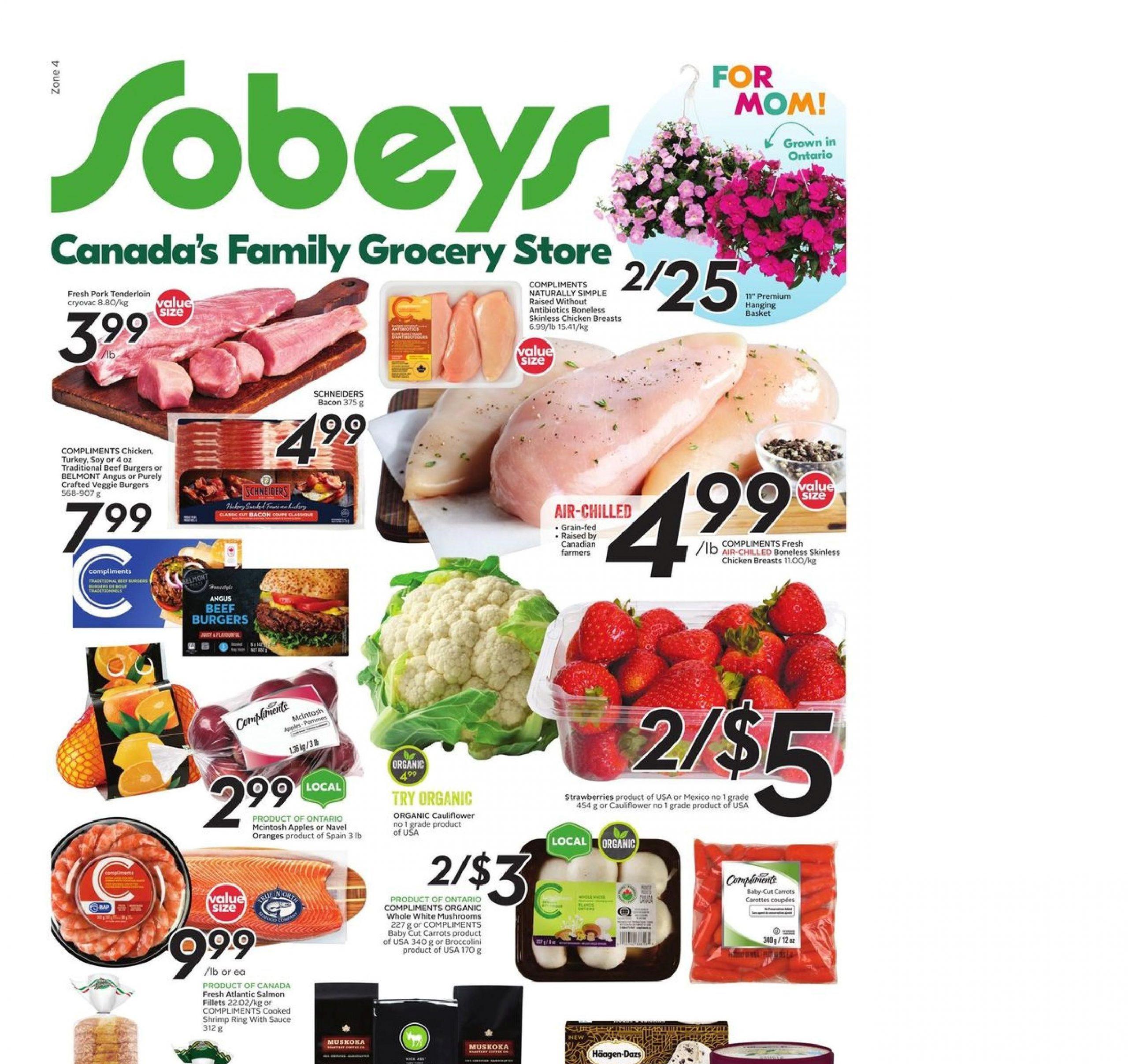 Sobeys Flyer May 6