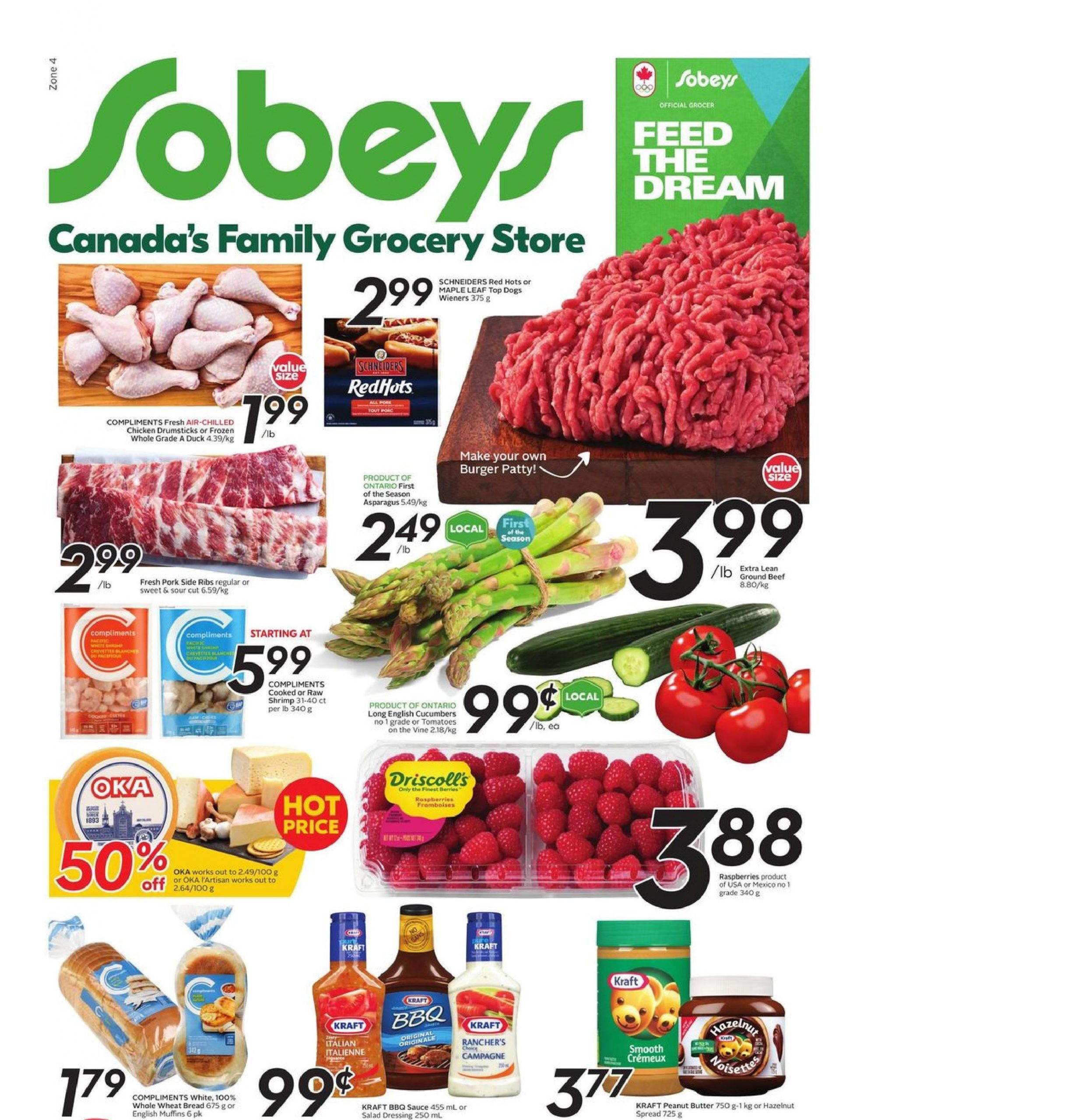 Sobeys Flyer May 13