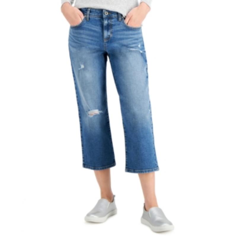 Style & Co Petite Curvy Capri Jeans, Created for Macy's – Macy's Canada