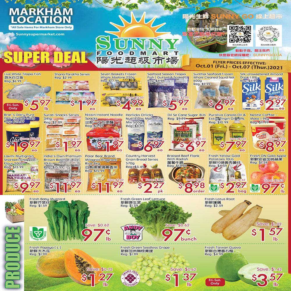TNT Supermarket AB Flyer   Oct 1