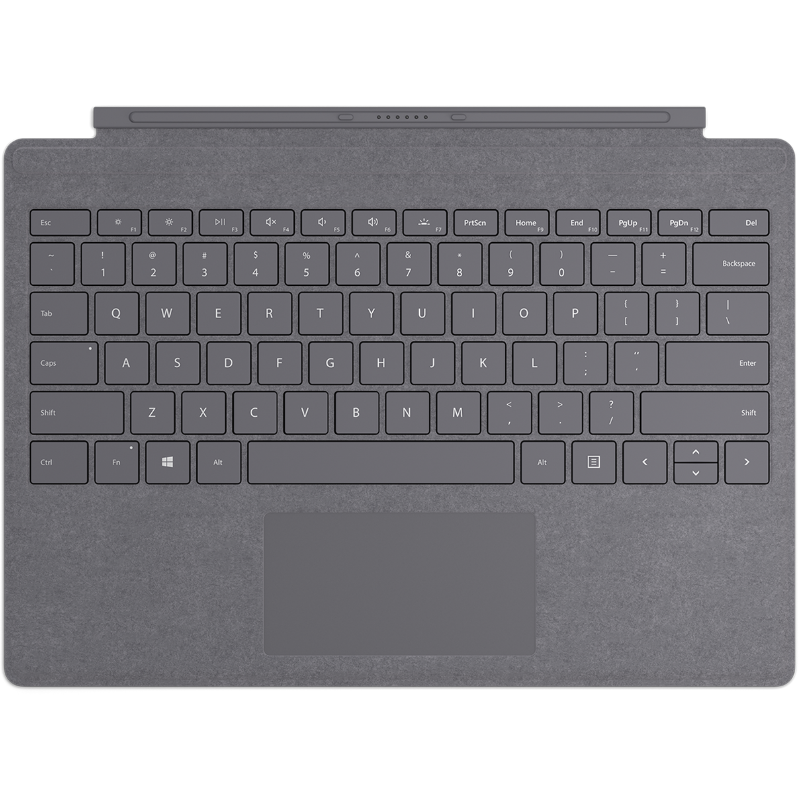 Surface Pro Signature Type Cover (French Canadian) – Microsoft Canada