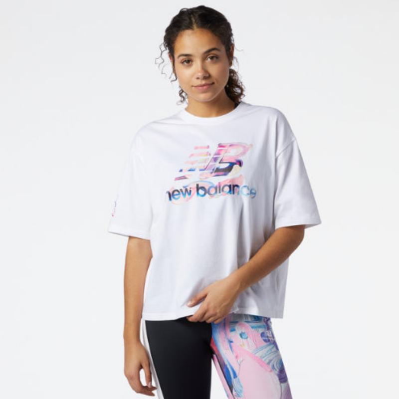 Women's NB Athletics Erin Loree Graphic Tee – (Size XS S M L) – New Balance Canada