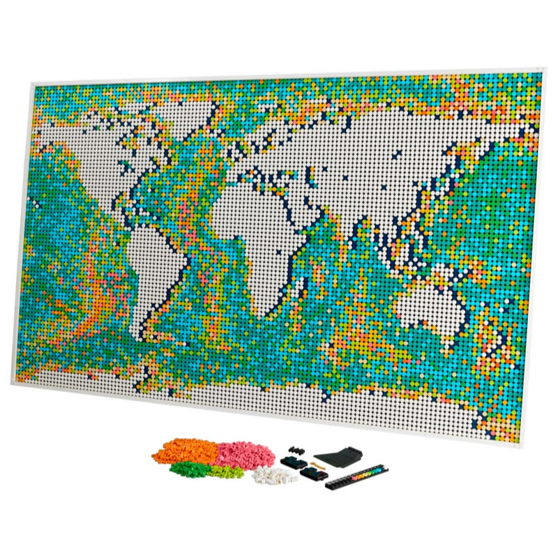 World Map – LEGO Brand Retail, Inc.