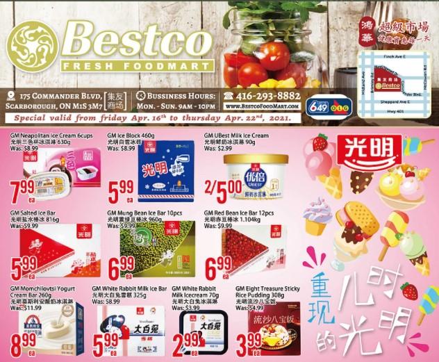 BestCo Flyer Apr 16