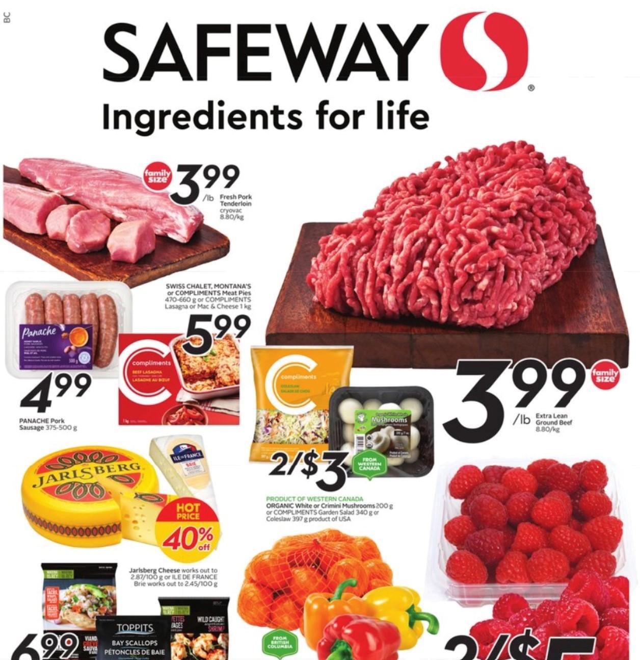 Safeway BC Flyer   Sep 9