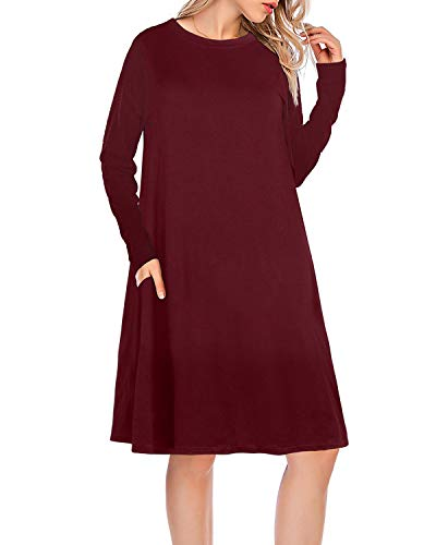 Topee Women's Nightgown Pajama Dress